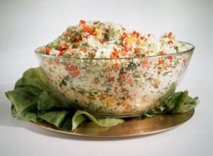 What Vegetarians Eat