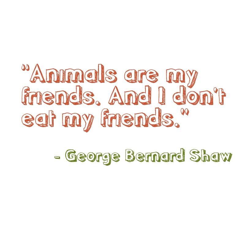 Vegetarian Quotes - BrainyQuote